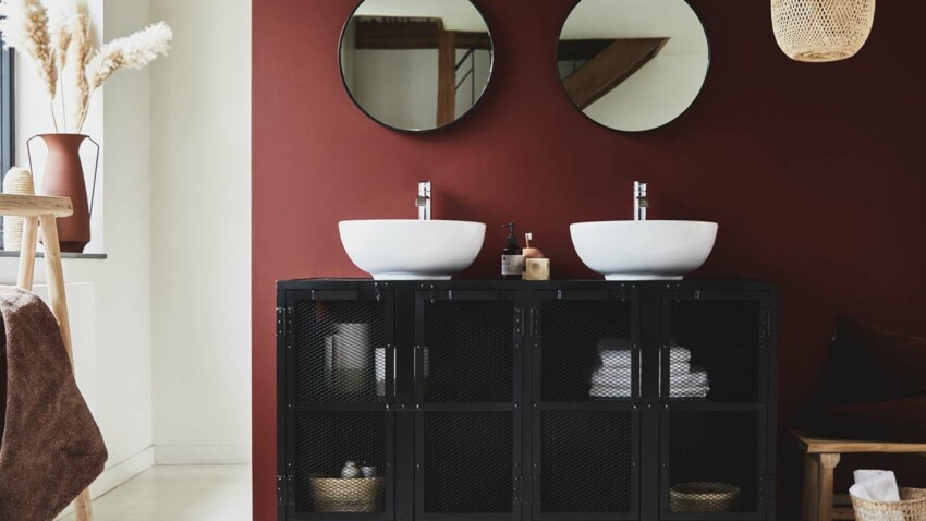 Salle de bains : nos conseils pour bien choisir son meuble vasque