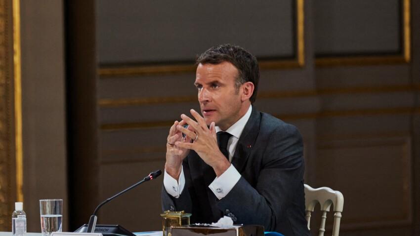 En toute discrétion, Emmanuel Macron a fait un grand pas contre la Covid-19