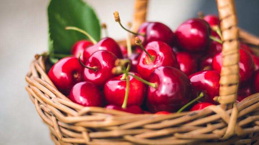 5 bonnes raisons de manger des cerises après 50 ans