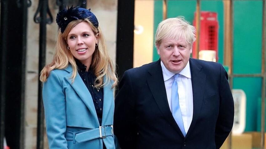 Boris Johnson marié à Carrie Symonds : ces deux détails sur leurs photos qui ont troublé l'Angleterre