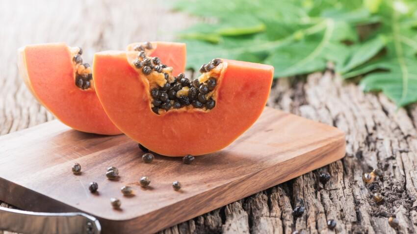 La recette originale du gâteau moelleux à la papaye de Cyril Lignac