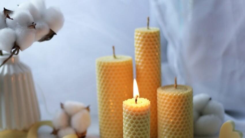 Quelle est la signification des couleurs des bougies ? Petit guide pour  découvrir leurs influences : Femme Actuelle Le MAG