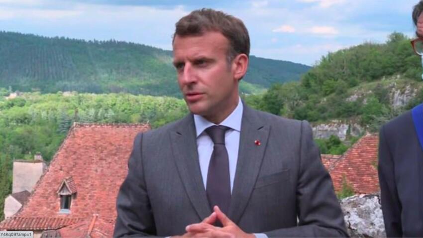Emmanuel Macron : son message aux Français pour les vacances d'été 2021