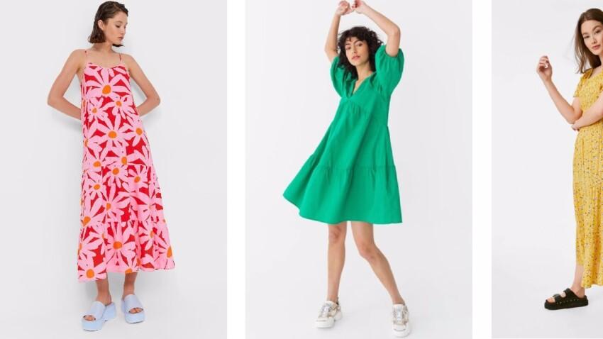 Mode été 2021 : notre top des plus belles robes à moins de 30 euros