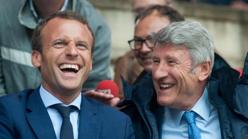 """Emmanuel Macron : le contenu de ses lettres intimes à son """"ami"""", Philippe de Villiers, dévoilé"""