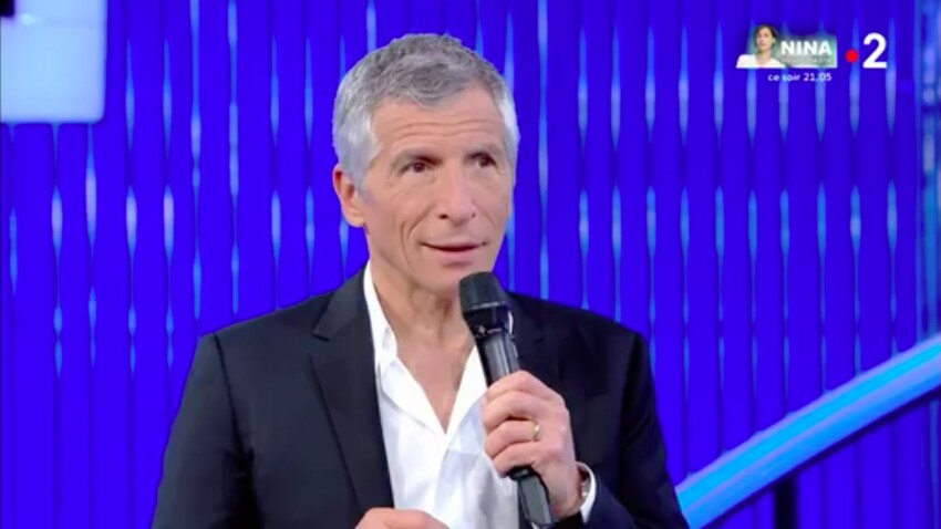 """""""Larmes"""", """"suivi psychologique"""" : Nagui évoque l'état des candidats éliminés par Geoffrey dans """"N'oubliez pas les paroles"""""""