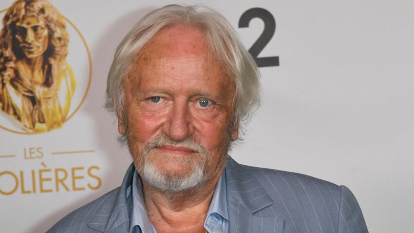 """Niels Arestrup, papa à 72 ans d'enfants en bas âge : """"C'est difficile d'être disponible"""""""