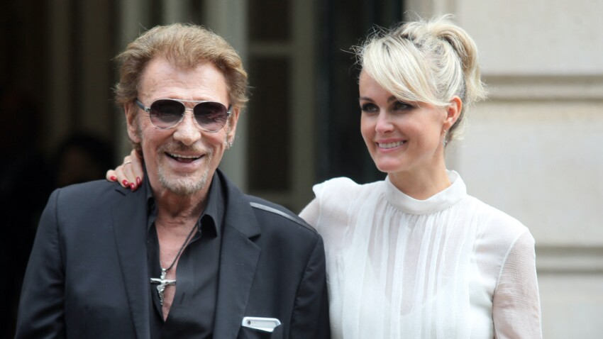 Johnny Hallyday : Laeticia présente un concert hommage et invite David Hallyday et Laura Smet