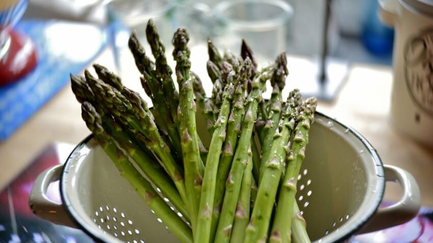 Notre astuce géniale pour éviter les asperges pleines d'eau après cuisson
