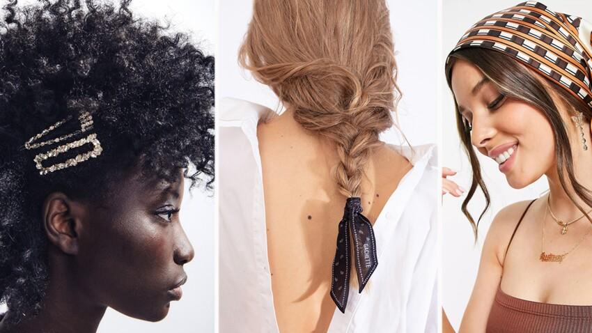 Les accessoires cheveux qui seront ultra stylés cet été