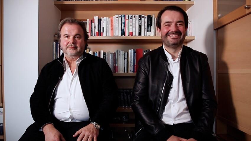 """""""Le Meilleur pâtissier, les professionnels"""" : Jean-François Piège et Pierre Hermé dévoilent ce qu'ils aimeraient changer pour la prochaine émission"""