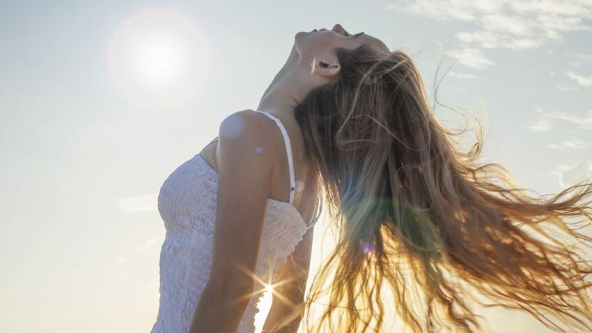 Cheveux : 3 astuces pour les protéger du soleil
