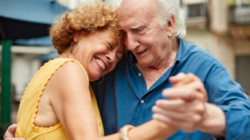 Quel genre de femmes attire les hommes après 60 ans ?
