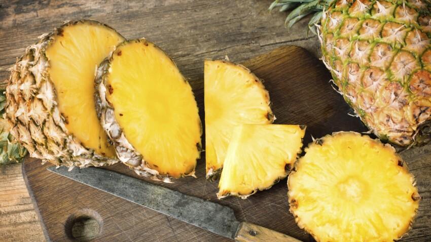 Ananas : ses bienfaits santé et minceur et comment en profiter