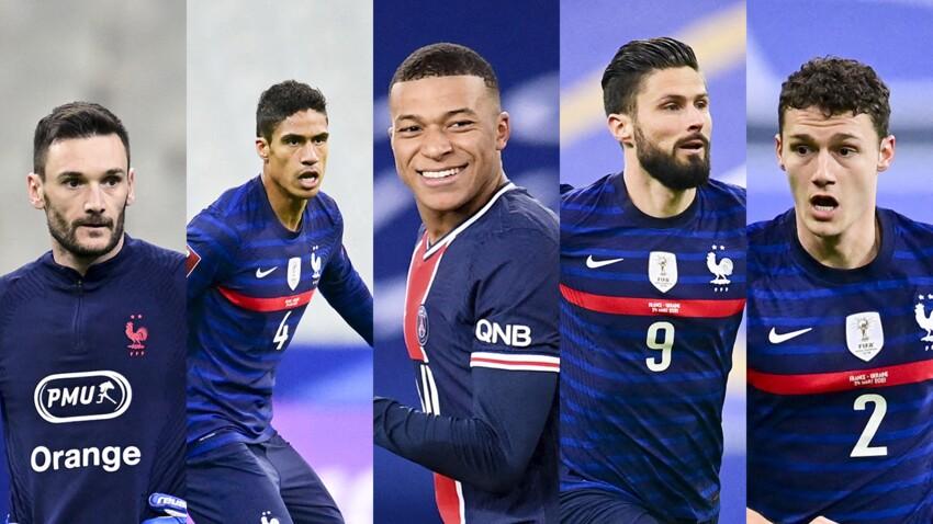 Euro 2021 : qui sont les femmes des footballeurs de l'équipe de France ? - PHOTOS