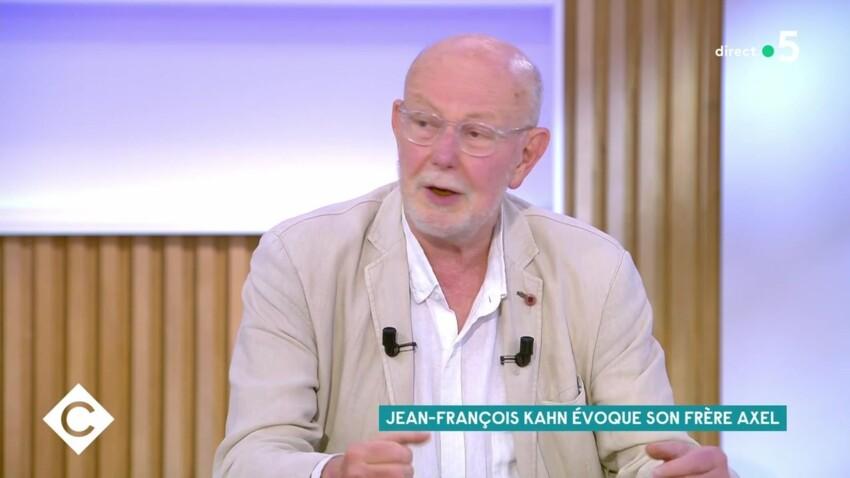 Axel Kahn touché par le cancer : son frère Jean-François lui rend un vibrant hommage