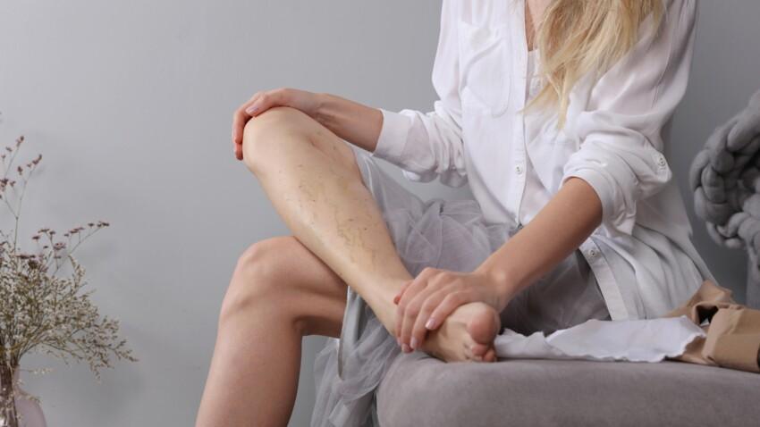 6 choses à savoir sur les jambes lourdes