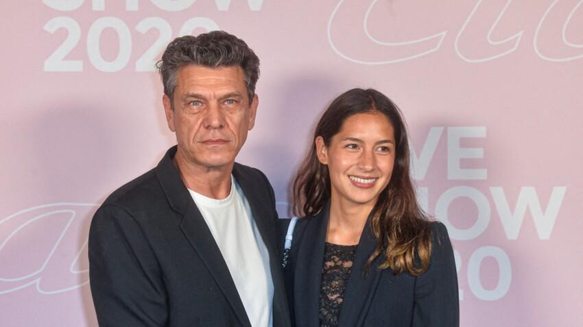 """Marc Lavoine s'exprime sur sa différence d'âge avec Line Papin : """"Je m'en fous"""""""