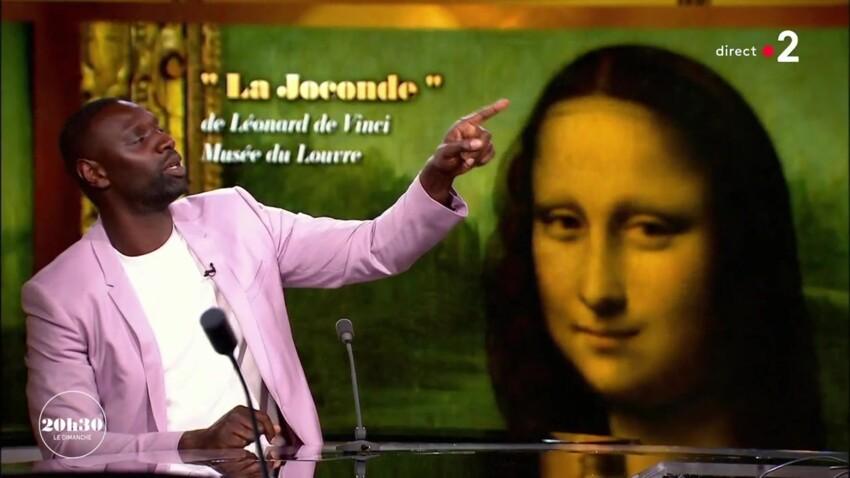 Omar Sy impressionné : comment s'est-il retrouvé seul face à La Joconde ?