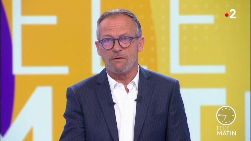 """""""Télématin"""" : Frédéric Zeitoun s'exprime après l'éviction de Laurent Bignolas"""