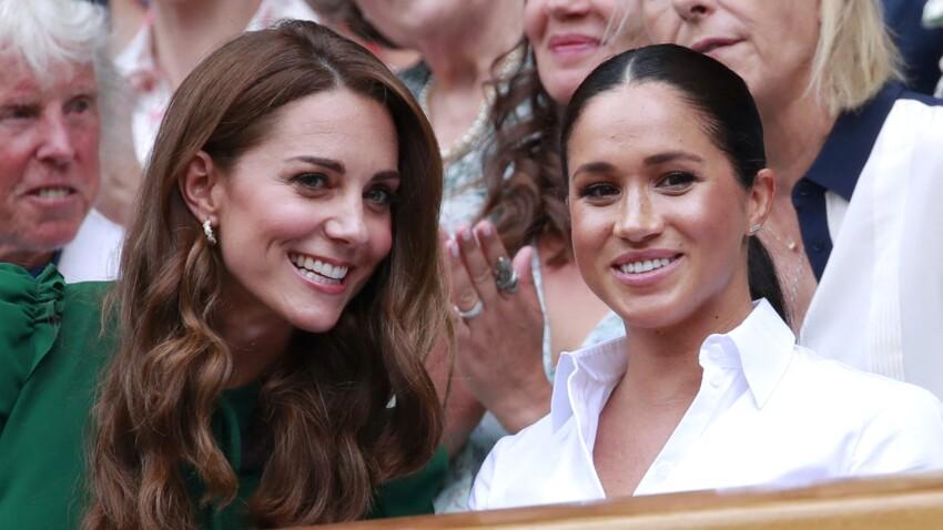 La fille de Meghan Markle et Harry est née : la douce attention de Kate Middleton et du prince William