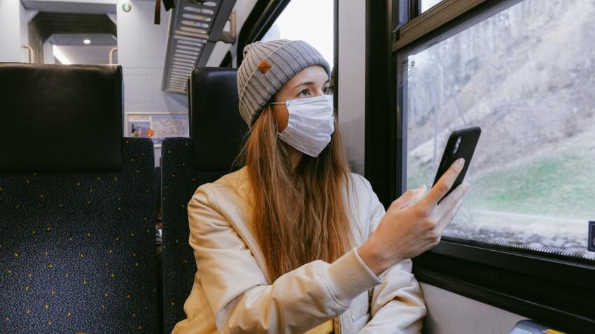 """Covid-19 : les TGV, des """"clusters ambulants"""" ? Un rapport polémique pointe la mauvaise ventilation à bord des trains"""