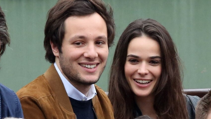 Vianney et Catherine Robert : plus amoureux que jamais à Roland-Garros - PHOTOS