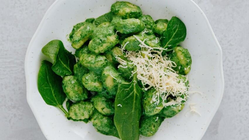 Pomodoro, roquefort ou curry : notre sélection de sauces pour accompagner des gnocchis
