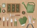 Comment nettoyer les outils de jardin?