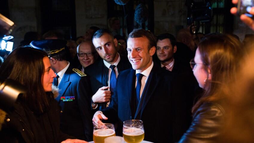 Emmanuel Macron fan de l'apéritif ? Gin ou Spritz, il ne se prive pas !