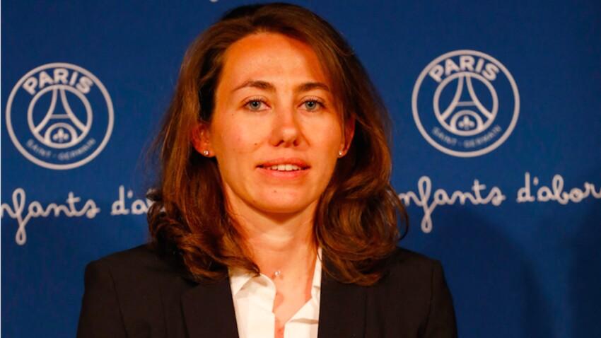 Euro 2021 : qui est Sabrina Delannoy, la première femme à commenter une compétition internationale masculine sur TF1 ?