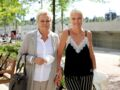 Muriel Robin et sa femme Anne Le Nen, complices à Roland-Garros - PHOTOS