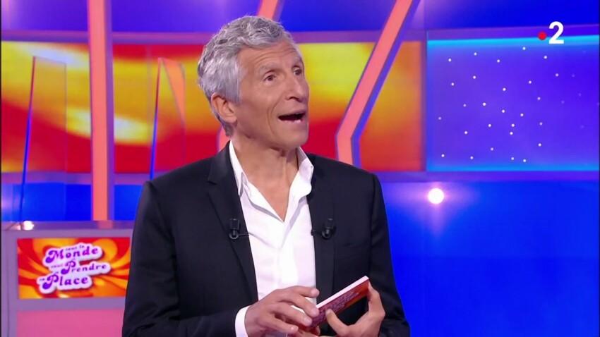 Nagui bluffé : ce candidat est le sosie d'un célèbre animateur télé ! - VIDEO