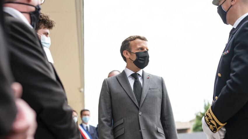 """Emmanuel Macron giflé: que signifie """"Montjoie ! Saint-Denis !"""" crié par l'agresseur?"""