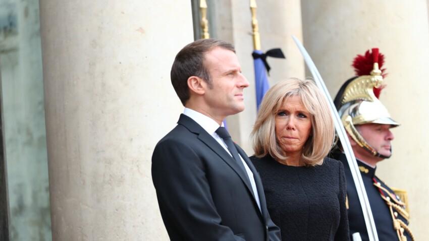 """Emmanuel Macron giflé : Brigitte, inquiète pour son mari """"depuis le début"""""""