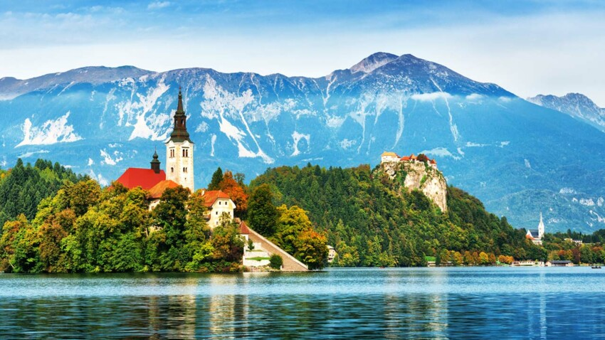 Voyage en Slovénie : des Alpes à l'Adriatique