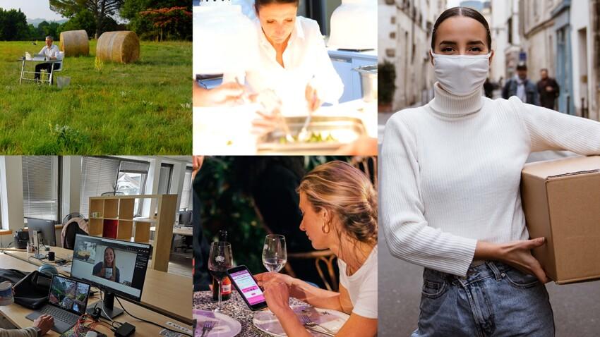 Loisirs, travail, logement: ces nouveaux services nés avec la crise sanitaire