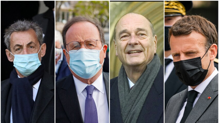 Jacques Chirac, Nicolas Sarkozy, François Hollande, Emmanuel Macron… ces 5 présidents qui se sont écharpés avec des Français