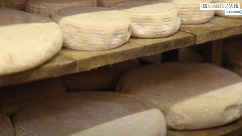 L'authentique fromage de Bergues