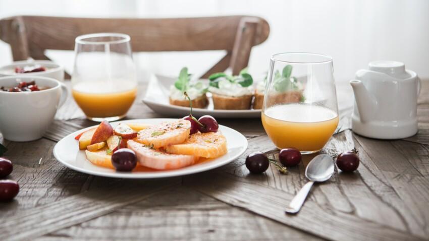 Forme : un petit-déjeuner léger pour carburer d'énergie