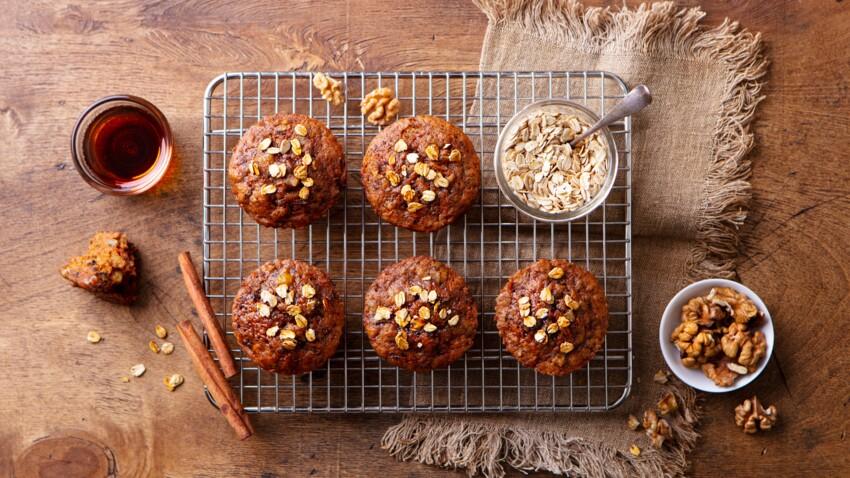 Flocons d'avoine : 13 recettes minceur sucrées et salées