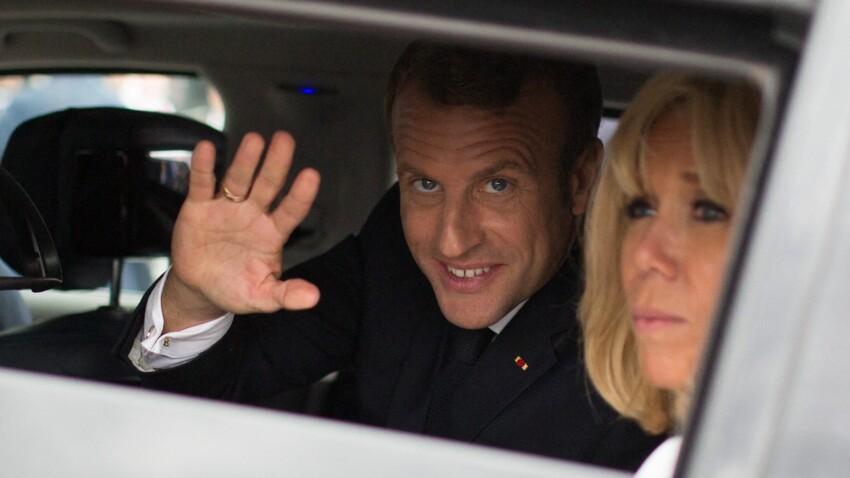 VIDEO - Emmanuel Macron giflé : la réponse glaçante de Brigitte Macron interrogée sur sa sécurité