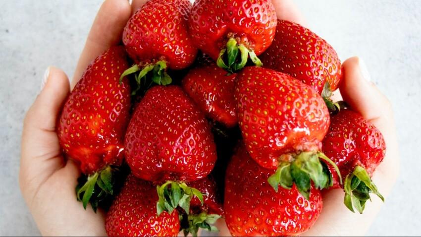 Ces trois erreurs que l'on fait tous avec les fraises