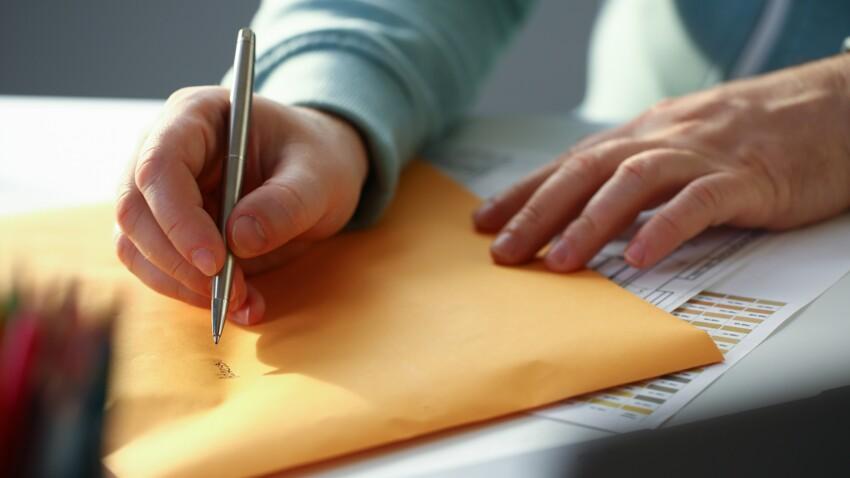 Comment bien remplir l'adresse sur une enveloppe postale ?