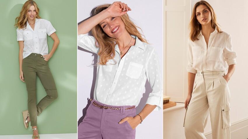 Porter la chemise blanche après 50 ans : les bons réflexes