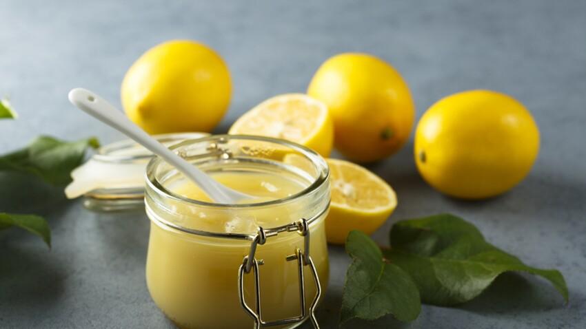 La recette fraîche et délicieuse de la crème au citron maison