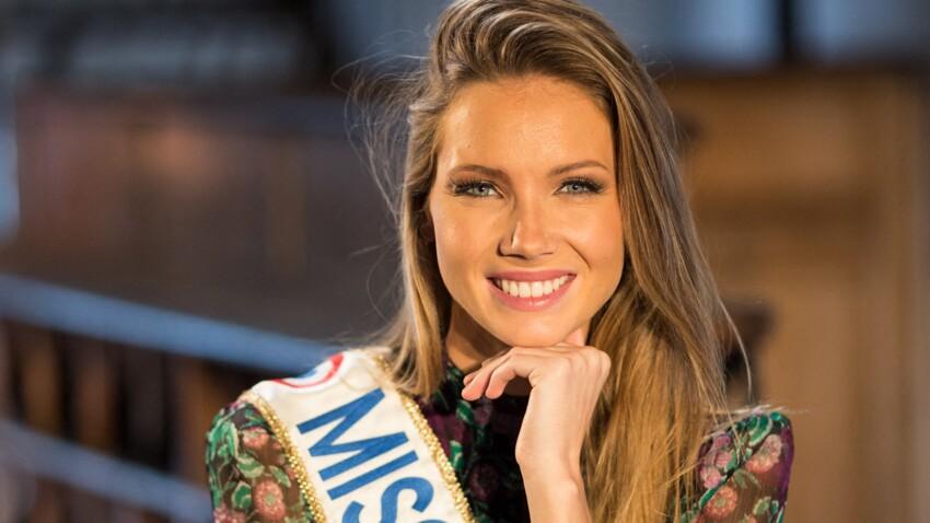 Amandine Petit sexy : Miss France découvre ses jambes sous un combi-short tendance
