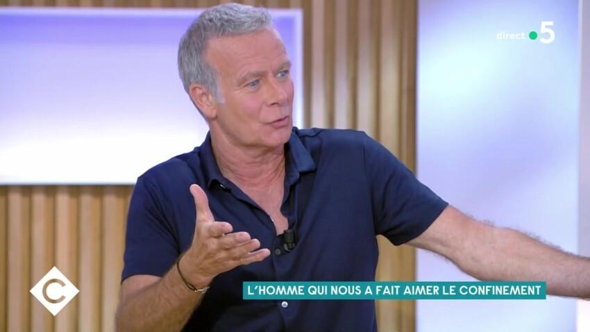 """Franck Dubosc raconte comment il a failli """"tirer sur son fils"""" avec une flèche"""