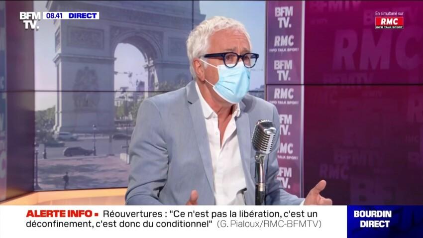 Gilles Pialoux juge les Français irresponsables face à la crise sanitaire