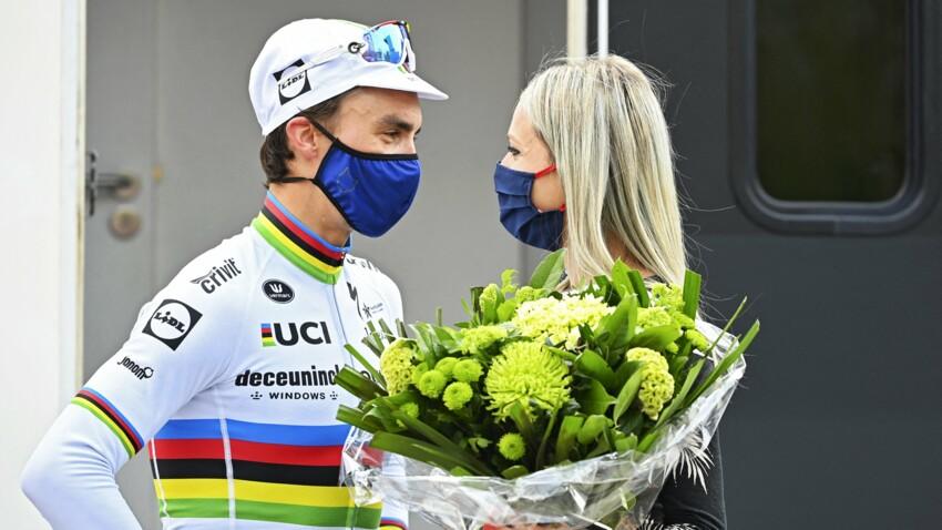 Julian Alaphilippe : le cycliste abandonne le Tour de Suisse pour rejoindre Marion Rousse sur le point d'accoucher